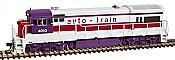 Atlas Master Line HO 10002350 U36B Auto Train 4000 DCC and Sound