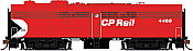 Rapido 22515 HO - DC/DCC/Sound - MLW FB-2 CP Rail Multimark #4470 - Pre-order