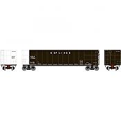 Athearn 27125 HO - RTR Thrall High Side Gondola w/Load - KCLX #7254