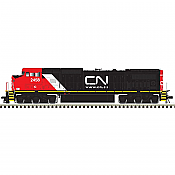 Atlas 10003136 HO 8-40 CW Gold  Series DCC and Sound Canadian National (website scheme) No.2465