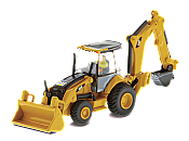 Diecast Masters-85263 - HO Diecast 1:87 CAT 450 E Backhoe Loader