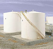 Walther's Cornerstone Tall Oil Storage Tank w/Berm Limited-Rerun
