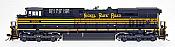 Intermountain Railway Diesel GE Evolution Series ES44AC DCC & Sound Nickel Plate Road #8100