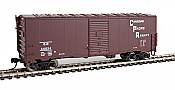 Walthers Mainline 1181 - HO 40ft AAR Modernized 1948 Boxcar - Canadian Pacific #44004