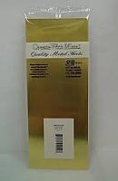 K&S Engineering 253 All Scale - Brass Flat Sheet - 0.032inch x 4inch x 10inch