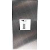 K&S Engineering 83072 All Scale - 0.125 inch Thick Aluminum Flat Sheet - 6x12inch