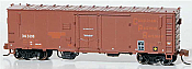 Eastern Seaboard Models 225905 N Scale 40 Ft Insulated Boxcar Canadian Pacific 36320 Stacked Block