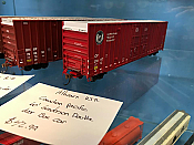 Athearn 75081 HO RTR 60 FT Gunderson Double Door Hi-Cube Box,  Canadian Pacific #218177