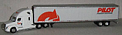 Trucks n Stuff American Tractor/Trailer Freightliner Cascadia Sleeper Cab w/53' Dry Van - Pilot Freight Services