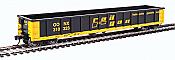 Walthers 6225 HO Scale - 53Ft Railgon Gondola - Ready To Run - Railgon GONX #310323