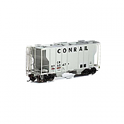 Athearn 63772 RTR HO - PS-2 2600 Covered Hopper - Conrail #876277