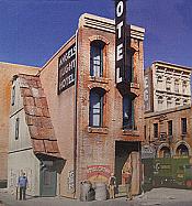 Downtown Deco 1033 HO Skid Row Part Three Kit