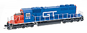 Intermountain Railway Diesel EMD SD40-2 DCC & Sound Grand Trunk Western GT #5936
