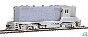 Walthers Mainline 10450 - HO EMD GP9 Phase 2 w/High Hood - Standard DC - Undecorated