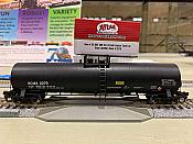 Atlas Model Railroad 20005587 HO 23,500 Gallon Tank Car Shell SCMX No.2262