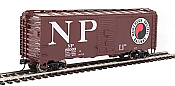 Walthers Mainline 1346 - HO AAR 1944 Boxcar - Northern Pacific #25003