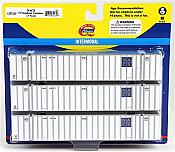 Athearn HO 72539 53' Stoughton Container, NACS #1 (3)