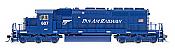 Intermountain Railway Diesel EMD SD40-2 DCC w/Sound Maine Central Pan Am Railways #608