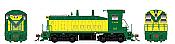Rapido 27009 HO EMD SW1200 -DC/Silent - Chicago & North Western #1210 - Pre-order