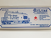 Sylvan Scale Models 1048 HO Scale - ONR Long Barrel Ore Car - Unpainted and Resin Cast Kit