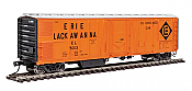 Walthers Mainline 50Ft Post Mechanical Reefer Erie Lackawanna No.5003