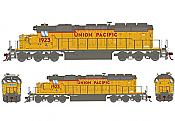 Athearn RTR 72101 HO Scale - SD40N - w/DCC & Sound - Union Pacific #1923