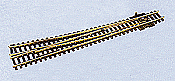 Peco SLE388F - N Scale Code 55 Streamline Electrofrog #8 Turnout - Long 36inch Radius - Right Hand Turnout