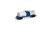 Athearn 16656 RTR HO - 16K Gallon Tank Car - ASRX Amstar #1705