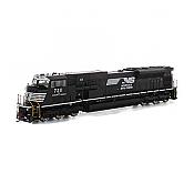 Athearn Genesis G27348 HO Scale - SD80MAC Diesel DCC/Sound - Norfolk Southern #7211
