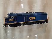 Rapido 083619 - HO EMD F40PH Ph2 w/ditch lights - DCC/Sound -  CSX #9998