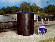 Rix Products 503 29 FT Peaked Top Water/Oil Tank
