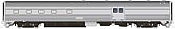 Rapido 114046 HO Scale - Budd Baggage-Dorm - Painted, Unlettered