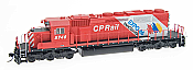 Intermountain Railway Diesel EMD SD40-2 DCC & Sound Canadian Pacific - Expo 86 #5748