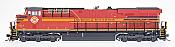 Intermountain Railway Diesel GE Evolution Series ES44AC DCC & Sound Norfolk Southern #8114