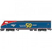 Athearn G81318 - HO Scale AMD103/P42 - DCC & Sound - Amtrak (50th Anniversary Phase 6) #108
