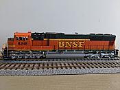 Athearn G69347 HO EMD SD75M w/SoundTraxx Tsunami2 sound DCC & Sound, Burlington Northern Santa Fe BNSF 8248