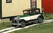 Sylvan Scale Models 324 HO Scale - 1927 Jordan Victoria Sedan - Unpainted and Resin Cast Kit