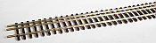 Micro Engineering 10110 - HO/HOn3 Code 70 Dual Gauge Flex-track - Non-weathered 3ft Section (6pcs)