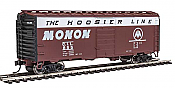 Walthers Mainline 40Ft PS1 Boxcar  Monon No.855