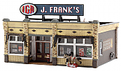 Woodland Scenics N Scale J. Frank's Grocery - Built & Ready Landmark Structures - Assembled