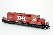 Bowser 25040 - HO GMD SD40-2 - DCC & Sound - CP (Expressway) #5745