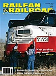 Railfan & Railroad Magazine January 2014