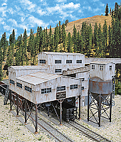 Walthers 4036 HO Cornerstone Diamond Coal Corporation