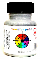 Tru Color Paint 094 - Acrylic -VIA Gray - 1oz