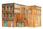 Downtown Deco Syzdek Manufacturing Kit