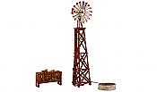 Woodland Scenics HO 5043 Windmill - Built & Ready Landmark Structures