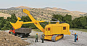 Walthers SceneMaster 11001 HO Cable Excavator w/Bucket - Kit