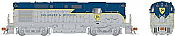 Rapido 31564 HO - Alco RS-11, 2nd Run - Diesel Locomotive - DCC & Sound - Delaware & Hudson - Lightning Stripe #5005