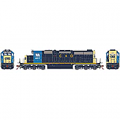 Athearn 86731 HO HO RTR SD40 DCC Ready, CSX/Ex-C&O #4617