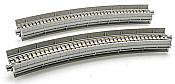 Kato Unitrack 20-540 - N Scale Single-Track Curved Viaduct (15in Radius)(2/pkg)